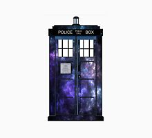 Doctor Who - TARDIS Galaxy Print Unisex T-Shirt