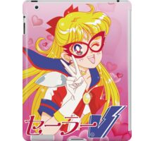 Code Name Sailor V iPad Case/Skin