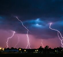 Lightning by Joel Bramley