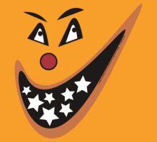 Freaky Clown by randomdumping