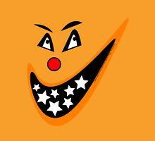 Freaky Clown Unisex T-Shirt