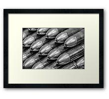 9MM #1 Framed Print