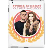 The Stydia Alliance [Small Logo] iPad Case/Skin