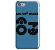 GALAXY QUEEN 83 iPhone Case/Skin