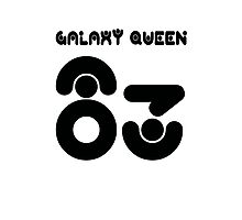 GALAXY QUEEN 83 Photographic Print