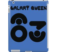 GALAXY QUEEN 83 iPad Case/Skin