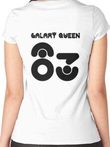 GALAXY QUEEN 83 Women's Fitted Scoop T-Shirt
