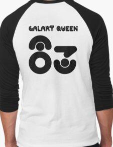 GALAXY QUEEN 83 Men's Baseball ¾ T-Shirt