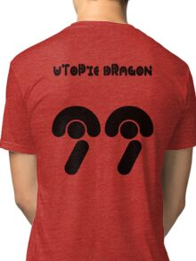 Utopic Dragon 99 Tri-blend T-Shirt