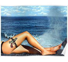 """""""Tatoo""""~Legs~  Poster"""