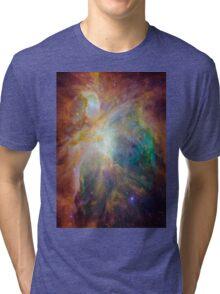 Galaxy Rainbow v2.0 Tri-blend T-Shirt