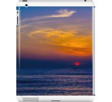 Marina Sunrise iPad Case/Skin