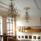 Palace Alferaki.Museum of Local History.Taganrog. Russia. Interior. by Vitta