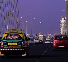 New Generation Mumbai Taxi by lm31