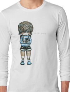 Smile Baby Tee Long Sleeve T-Shirt