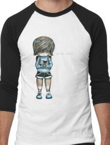 Smile Baby Tee Men's Baseball ¾ T-Shirt