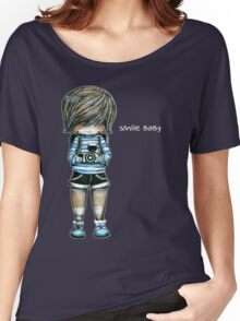 Smile Baby Tee Women's Relaxed Fit T-Shirt