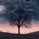 Bird-spotting by © Kira Bodensted