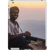 Photographer Photographed iPad Case/Skin