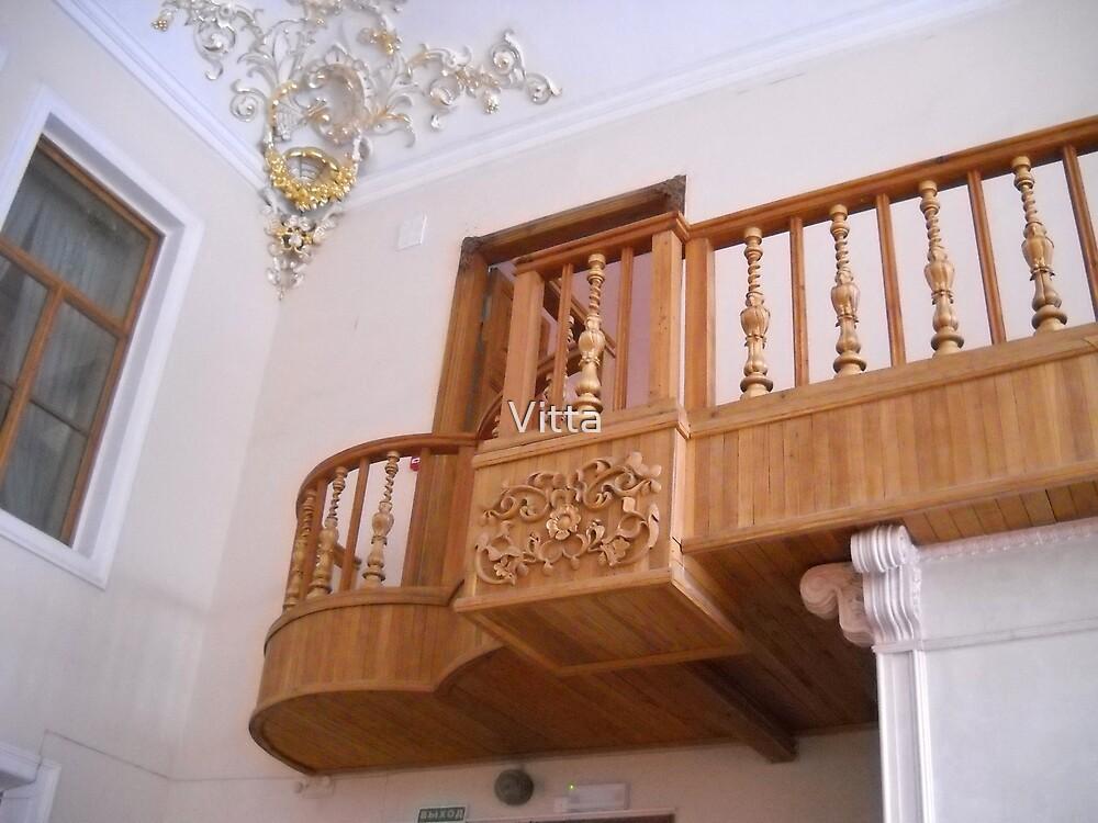 Palace Alferaki. Museum Local History. Taganrog. Russia. Interior # 3 by Vitta