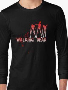 walking dead Long Sleeve T-Shirt