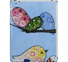 Sweet Tweets iPad Case/Skin