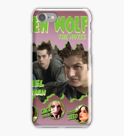 Teen Wolf - The Movie III iPhone Case/Skin