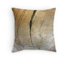 Arc in Stone Throw Pillow