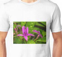 Purple Bloom Unisex T-Shirt