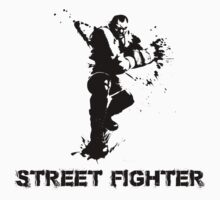 street fighter Kids Clothes