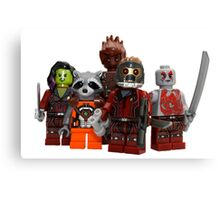LEGO Guardians of the Galaxy Canvas Print