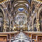 Montserrat Abbey (Catalonia) by Marc Garrido Clotet