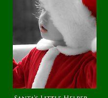 Santas Little Helper by Wendy Mogul