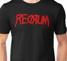 REDRUM - The Shining Unisex T-Shirt