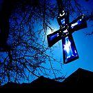 Blue Cross by bigjason56