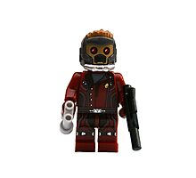 LEGO Starlord Photographic Print