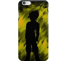 Sayan Aura iPhone Case/Skin