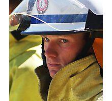 Fire & Rescue Photographic Print