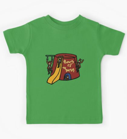 Property of The Doctor Kids Tee