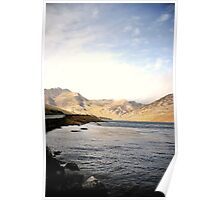 Snowdonia - Wales Poster