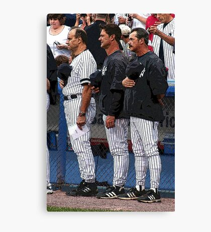 forever Yankees Canvas Print