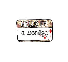 Hello I'm [A Wendigo] by thescudders