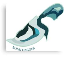 Dota 2 Blink Canvas Print