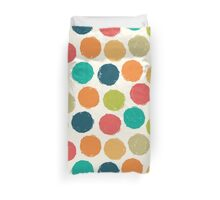 Retro Dots Duvet Cover