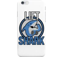 Lift Shark iPhone Case/Skin