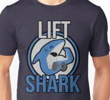 Lift Shark Unisex T-Shirt