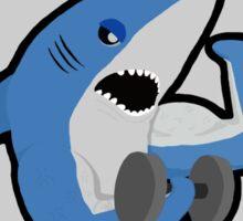 Lift Shark Sticker