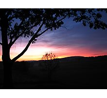 Peace In The Valley Photographic Print