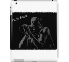 Joe Strummer / Punk Rock iPad Case/Skin
