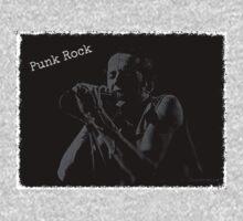 Joe Strummer / Punk Rock T-Shirt